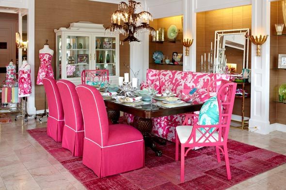 Lilly Pulitzer Furniture Interesting Just Can't Get Enough Of Lilly  Judy's Custom Workroom Review