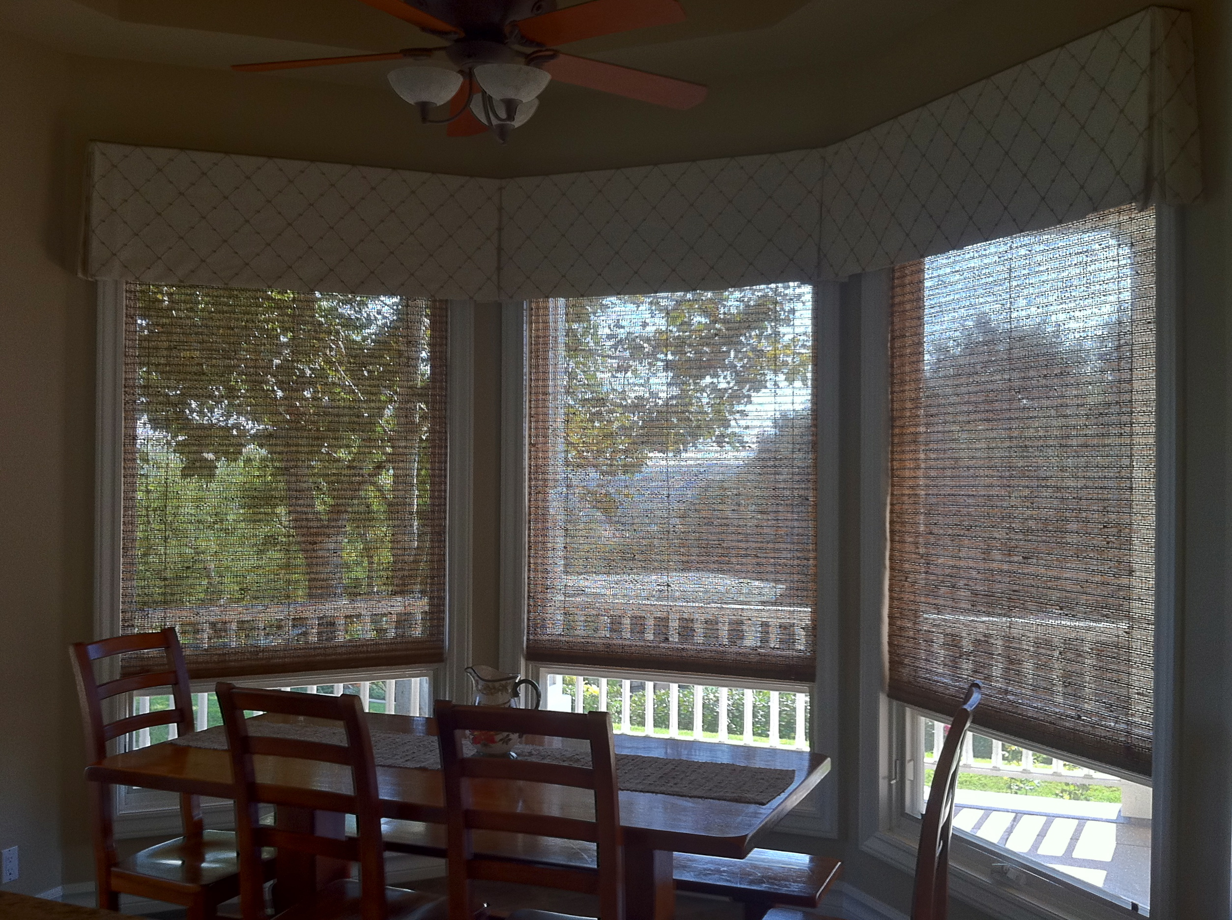 residential window edwardsville custom mounted valance treatments fallon wood products top pole il o smithton