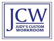 Judys Custom Workroom Logo